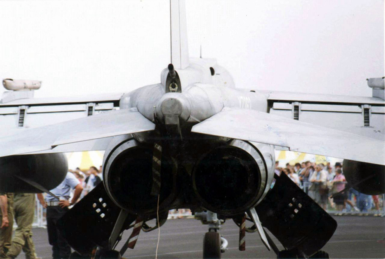 Royal Air Force - Out of Service: Sepecat Jaguar Gr 1a / Gr
