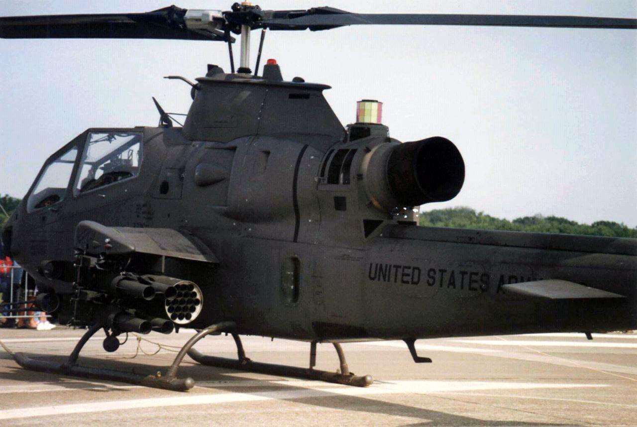 U.S. Army AH-1F Cobra