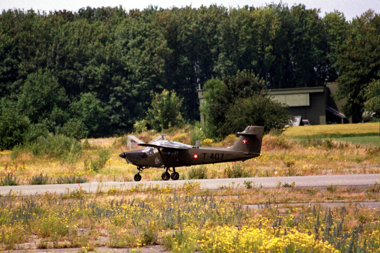 det danske flyvevåben