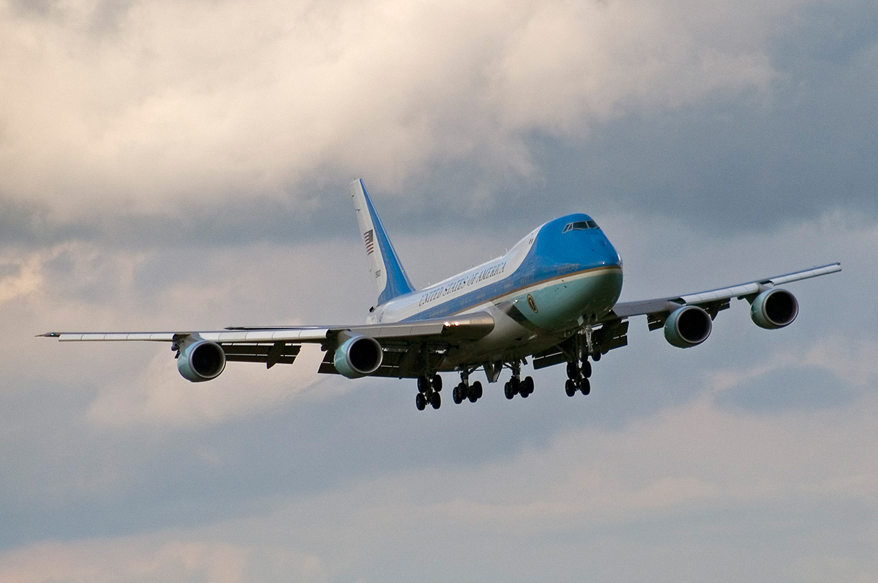 United States Air Force: Boeing VC-25A 'Air Force One'