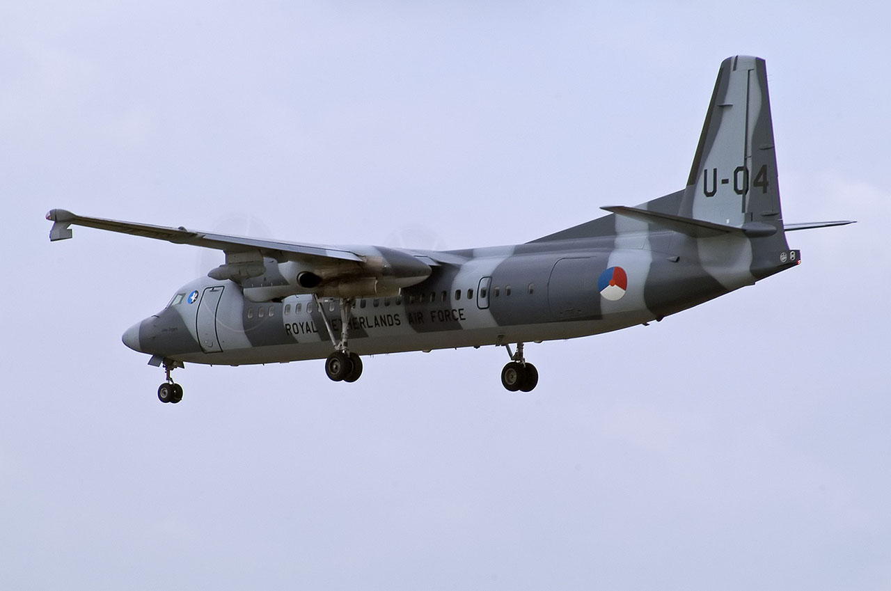 List of Fokker F27 operators