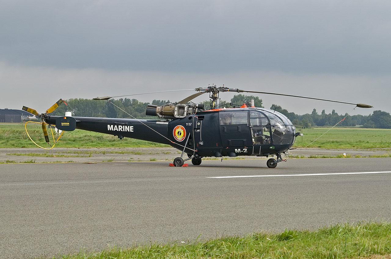 Marinecomponent / Composante Marine: Sud Aviation SA.316B ...