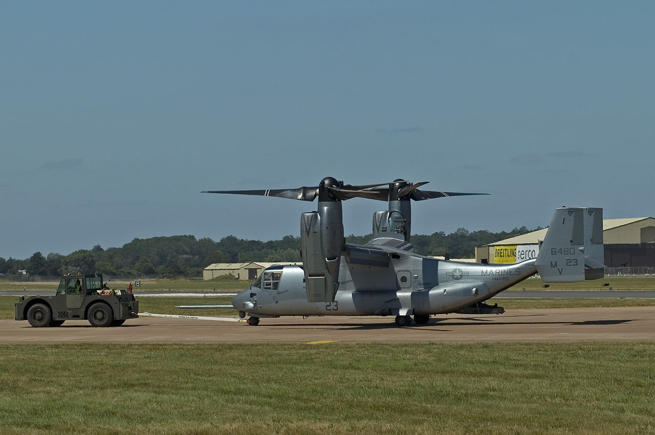 United States Marine Corps: Bell-Boeing V-22A / MV-22B Osprey