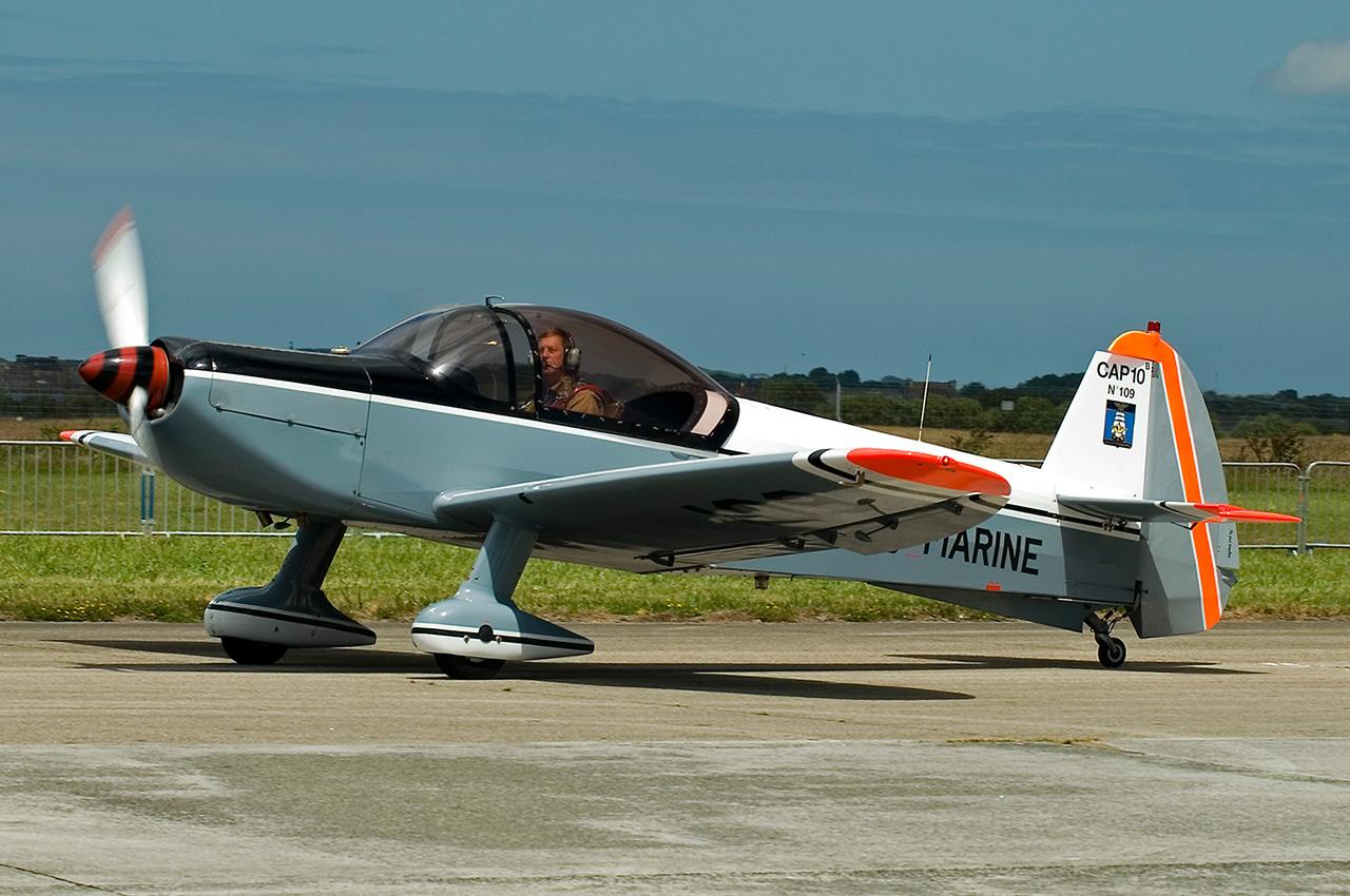 A  233 ronautique Navale Francaise  Mudry CAP-10B